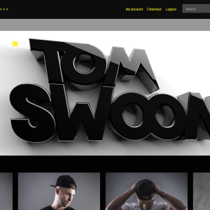 Official store of dj Tom Swoon